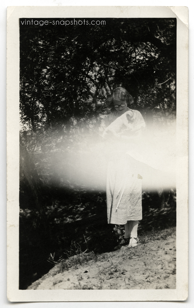 Light Leaks | Vintage Snapshots
